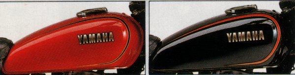 XS400 SE 1982