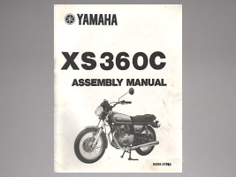 XS 360 Assembly Manual