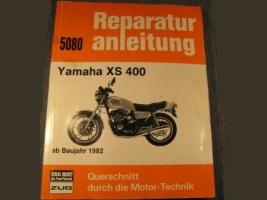 Reparaturanleitung XS 400 dohc
