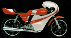 XS400 Cup 1978