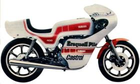 XS400 Cup 1979