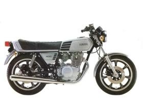 xs400 2A2 '77er